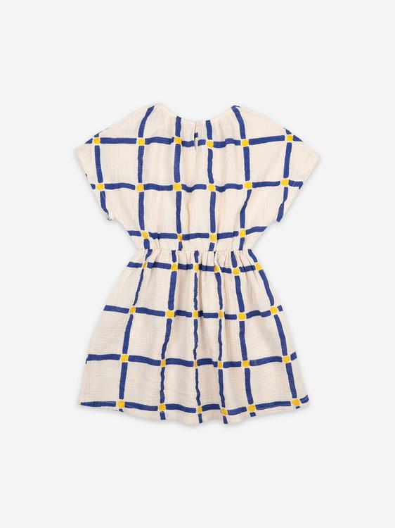 Bobo Choses Cube All Over Woven Dress