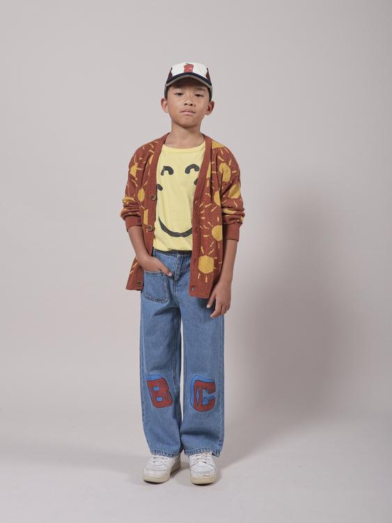 Bobo Choses Sun Jaquard Cardigan