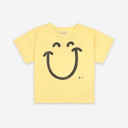 BoBo Choses Big Smile Short Sleeve T-shirt