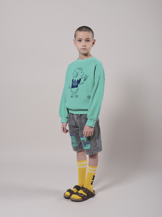 Bobo Choses Play Yellow Long Socks