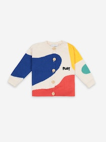 Bobo Choses Landscape Cardigan