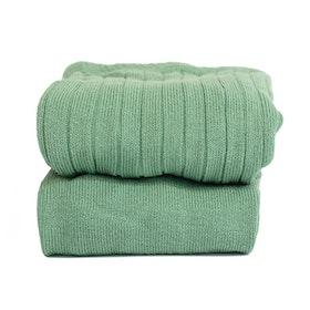 CÓNDOR - Wide Rib Basic Tights Jade