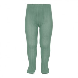 CÓNDOR - Wide Rib Basic Tights Jade