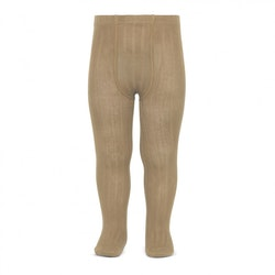 CÓNDOR - Wide Rib Basic Tights Camel