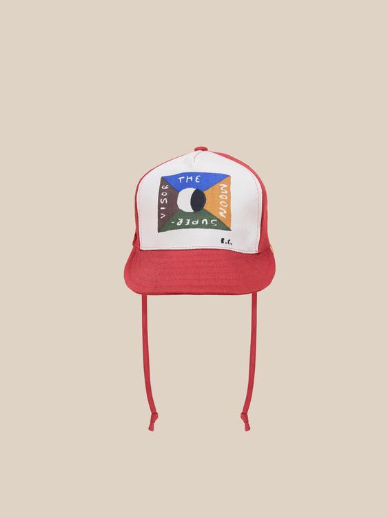 Bobo Choses Flag Patch Cap
