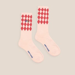 Bobo Choses Diamonds Long Socks