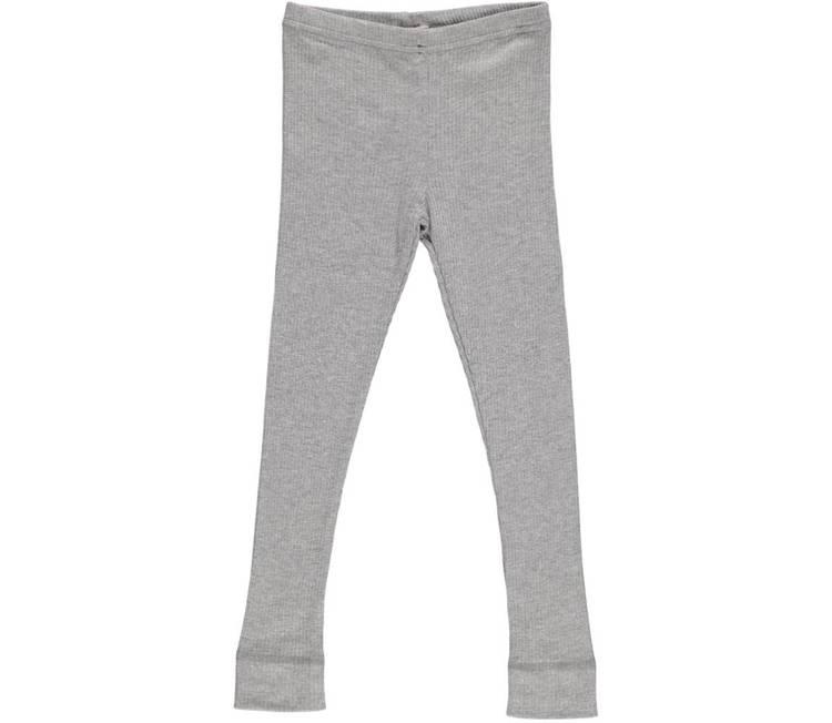 MarMar Copenhagen - Leggings Grey Melange