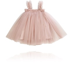 Dolly By Le Petit Tom TUTU Dress Beach Cover up Klänning Ballet Pink