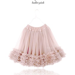 Dolly By Le Petit Tom Frilly Skirt  Kjol Ballet Pink