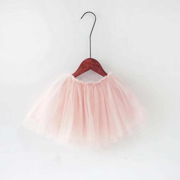 Dolly By Le Petit Tom Little Tutu Kjol  Pink
