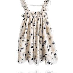 Dolly By Le Petit Tom 2 Way Tutu Dress Klänning Black Stars