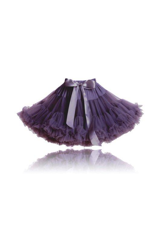 Dolly By Le Petit Tom Maleficent Pettiskirt Kjol Deep Purple