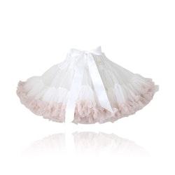 Dolly By Le Petit Tom Sweet Queen Pettiskirt Kjol Off-White Ballet Pink