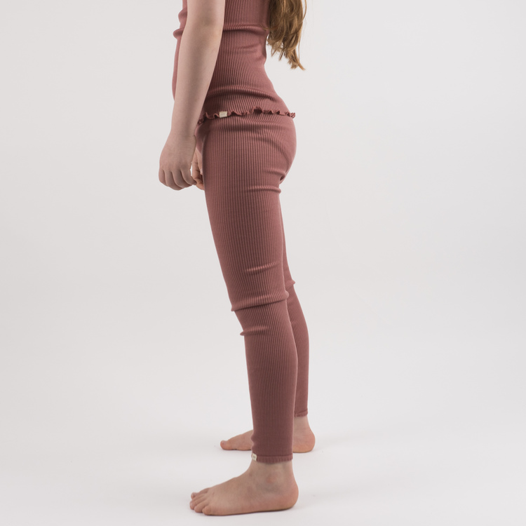 Minimalisma Bieber Classic Leggings Antique Red