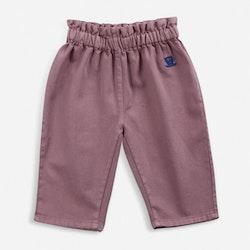 Bobo Choses Cup of tea woven pants mesa rose