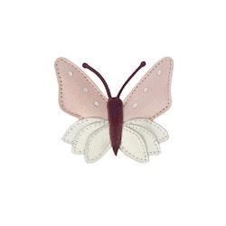 Donsje Amsterdam Zaza Sky Hairclip Butterfly