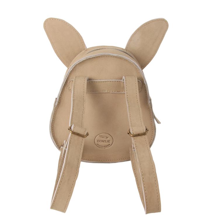 Donsje Amsterdam Kapi Classic Backpack Bunny