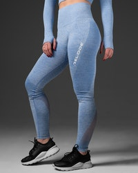 Seamless Tights (Blue)