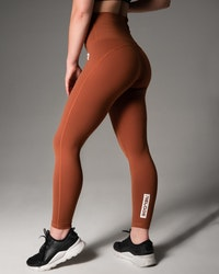 Silhouette Tights - Copper