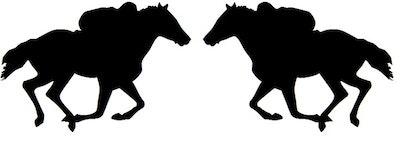 Dekor till hästtransport - Jockey | Dubbel