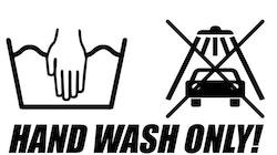 Dekal - HAND WASH ONLY! #1