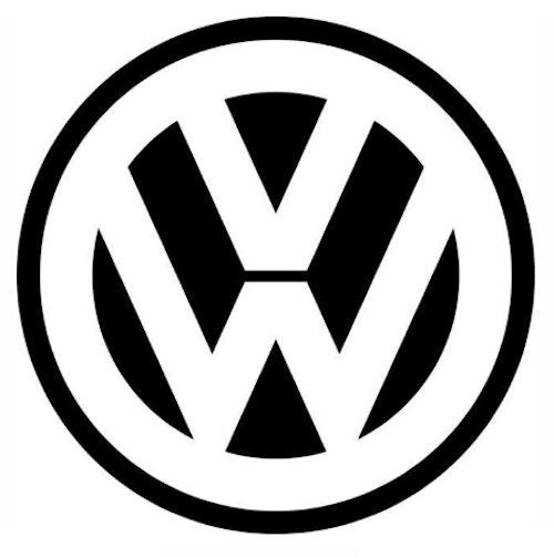 Dekal - VW