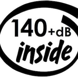Dekal - 140+dB inside
