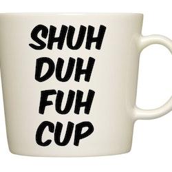 SHUH DUH FUH CUP - Muggtryck