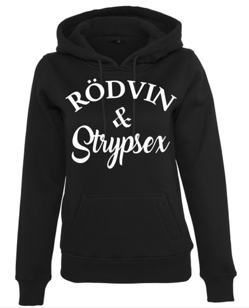 Rödvin & Strypsex   Hood dam