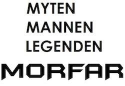 MYTEN MANNEN LEGENDEN MORFAR - Muggtryck