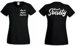 Mixed Society | Dam tshirt