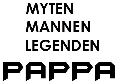 MYTEN MANNEN LEGENDEN - Muggtryck