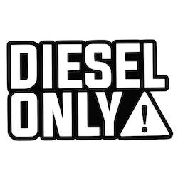 Dekal - DIESEL ONLY