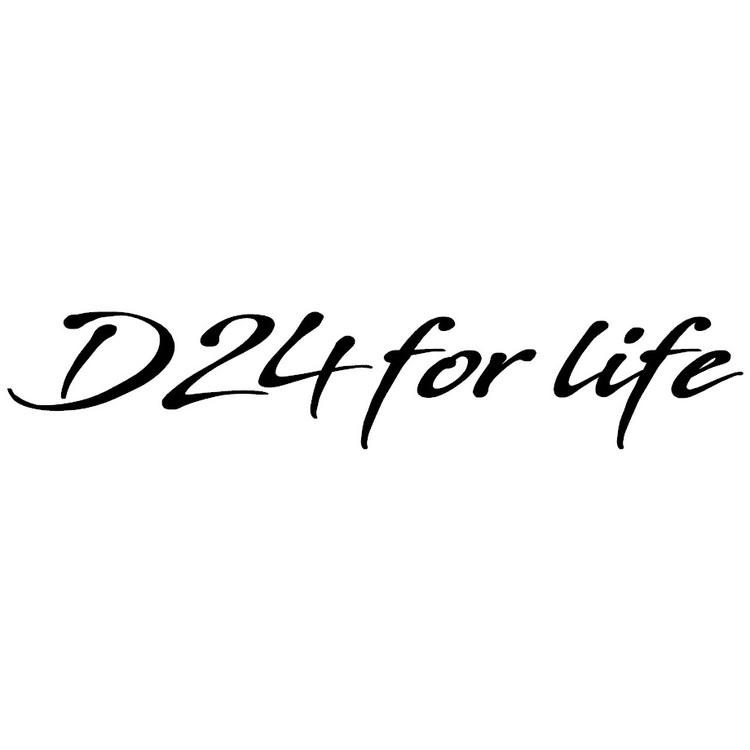 Dekal - D24 for life