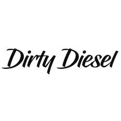 Dekal - Dirty Diesel #1