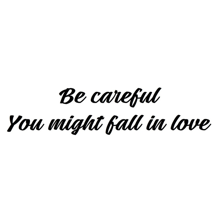 Dekal - Be careful You might fall in love