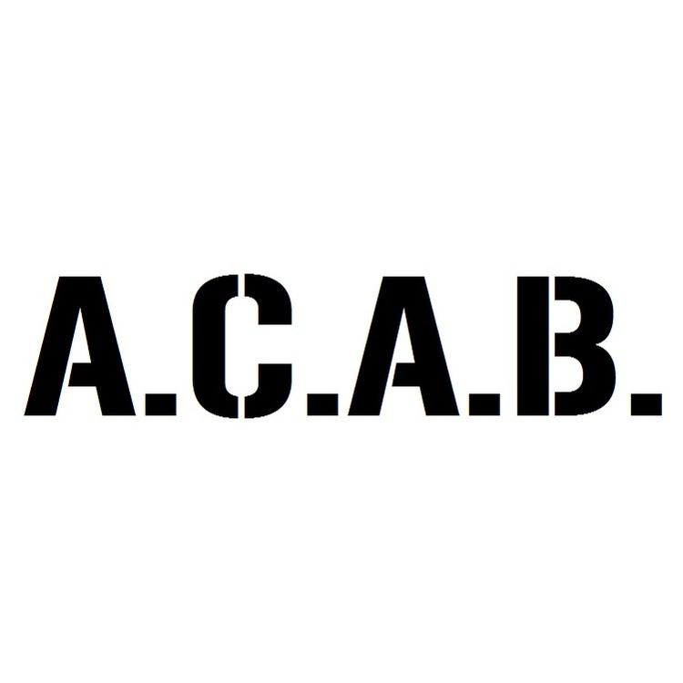 Dekal - ACAB