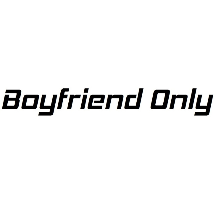 Dekal - Boyfriend Only #2