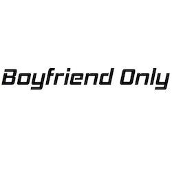 Dekal - Boyfriend Only #2