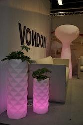 เช่ากระถางดอกไม้ LED RGB Vondom Marquis - JM Ferrero
