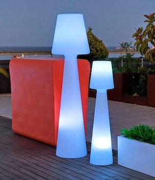 โคมไฟตั้งพื้น, Lazy RGB LED - ชาร์จใหม่ได้