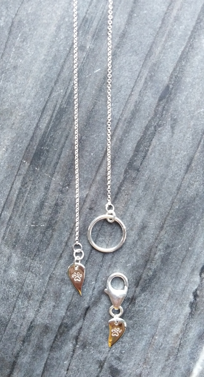 Halo Forever Necklace