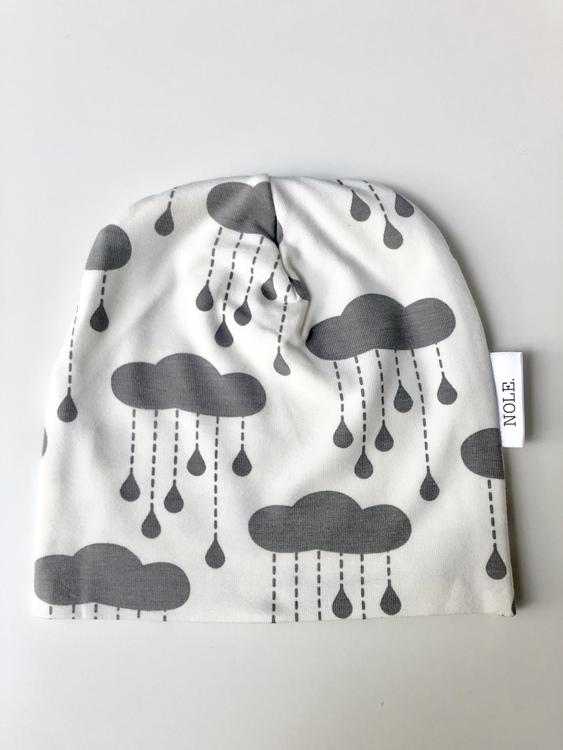 Mössa molnet grå
