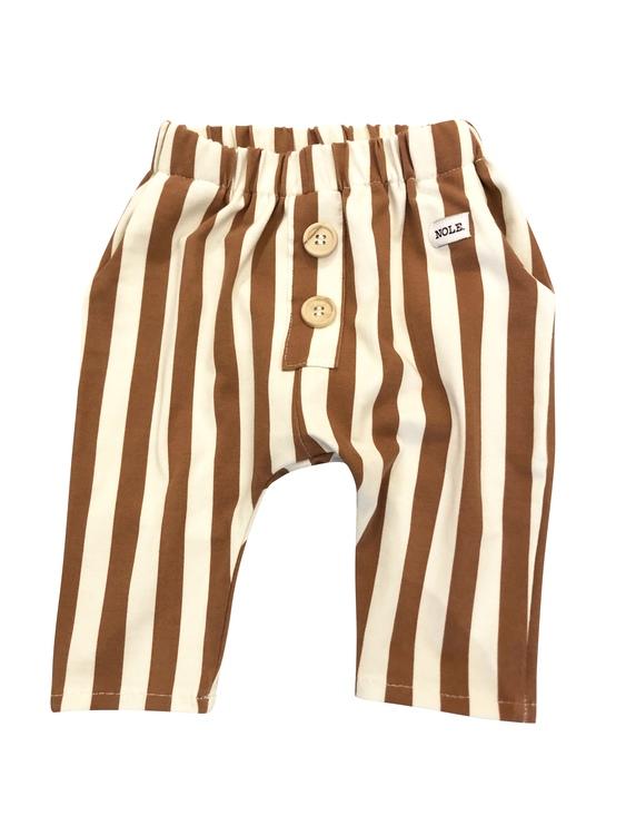 Lounge pants randen rost