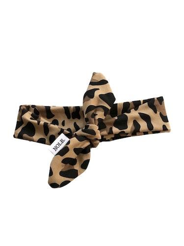 Hårband leoparden