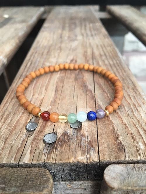 Armband – Chakra, mini