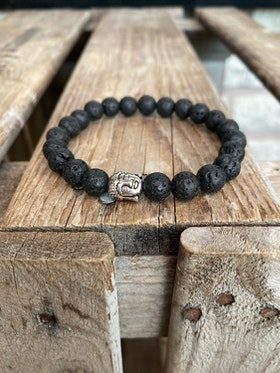 Armband – Lava & buddha