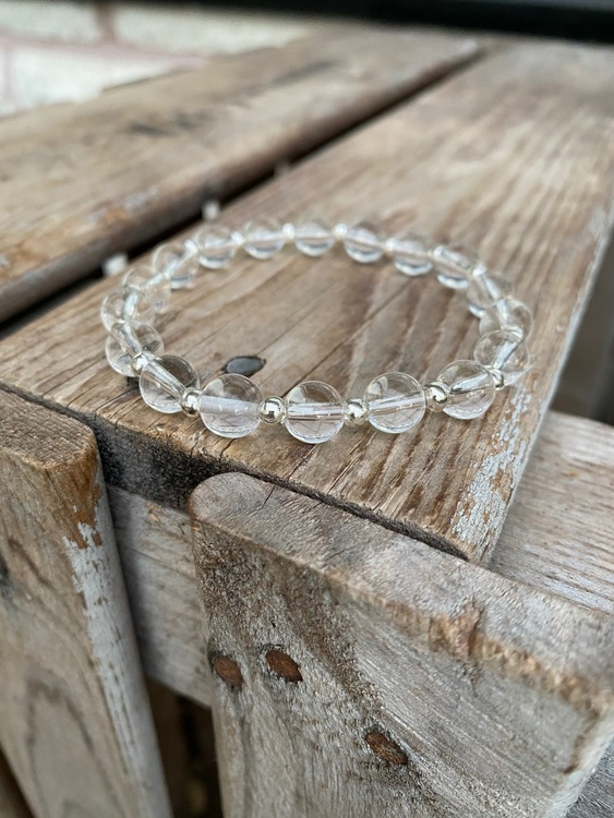 Armband – Bergkristall