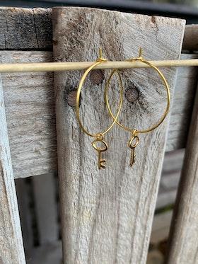 Örhängen – Nycklar
