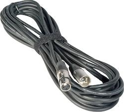 JB-Systems XLR Kabel Eko 2,5 m